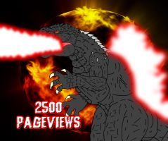 2500 pageviews with Big G by KingAsylus91