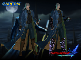 Vergil (default) by Sticklove