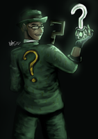 Riddle Me This by Beverii