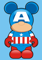 Disney Cap by brant5studios