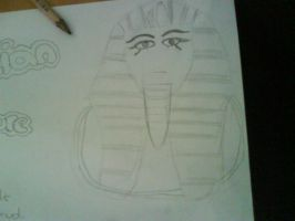 King Tut. by wu-n-gobby