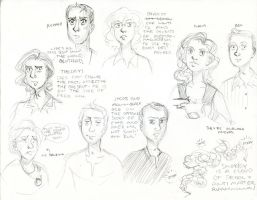 LOST: Theory-doodles by BellaCielo