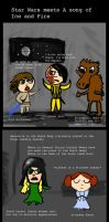 Asoiaf meets Star Wars by guad