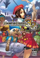 The cover of MH3+2 fan book by yukiusagi1983