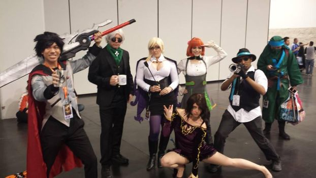 WonderCon 2017: Rwby and proud by Omnipotrent