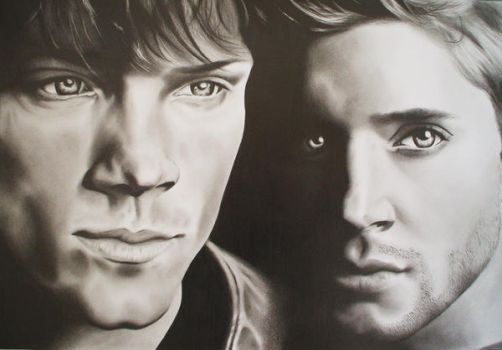 Supernatural 2 by LianneC