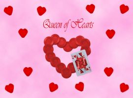 Queen of Hearts by MChilz
