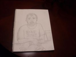 Mel's Drawing of Me by Kreuger