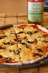 Margherita pizza 1 by patchow