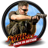 Jagged Alliance Back in Action - Icon by DaRhymes