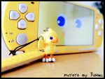 Chocobo PSP by Fussel-chan