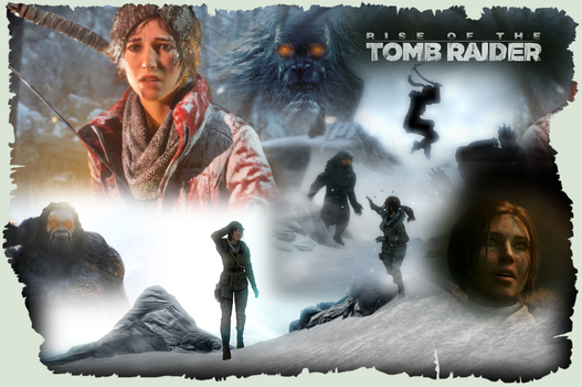 Rise Of The Tomb Raider: Wrath of the Yeti by Bekri2