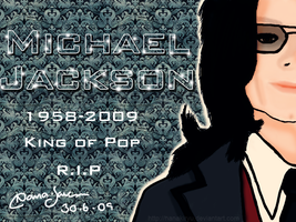 Michael Jackson Tribute by NANAKiryu