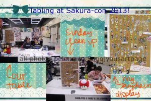 Sakura-con 2013 Set Up and Clean Up by Sagojyousartpage