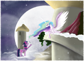 A Song for the Princess by Bri-sta