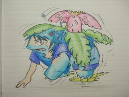 Venusaur TF by POKA-chan