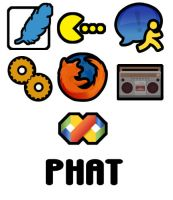 Phat Icons by bhound89