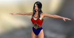 Wonder Woman Prototype by will2power71