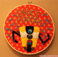Claptrap Hoop by loveandasandwich