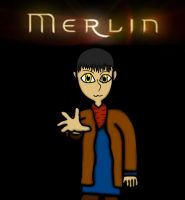 Merlin by ApocalypseWii