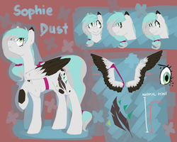 Sophie Dust - REF by Deltalix