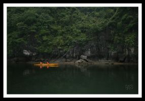 Ha Long Bay - Vietnam - Series: No 17 by SnapperRod