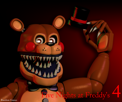 Five Nights at Freddy's 4 - your new nightmare by RandomGames