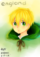 APH CHild England by mistdesu23