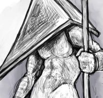 06 Pyramid Head by jameson9101322