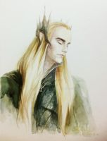 thranduduil by ladysherry