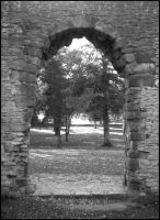 Priory Ruins XXIX by rockgem