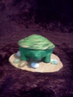 Turtle jewelry box by Magdalena0224