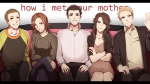 How I Met Your Mother by ReonMerryweather