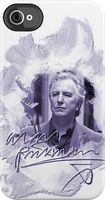 i-phone case Alan Rickman No 2 by Scatharis