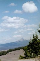 View from Crater Lake by Hobnoblin