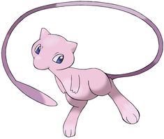 151 - Mew by pokesafari