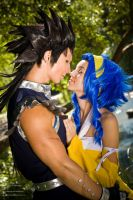 Gajeel Redfox cosplay Althair (4) by AlthairLangley