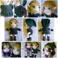 Link Plush by S2Plushies