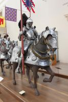 mounted knight close up 1 by oldsoulmasquer