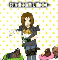 :Get well soon: by rikulee