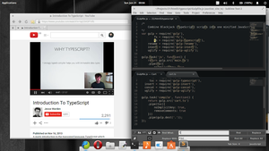 Working on a TypeScript project in Sublime Text 2 by samjip