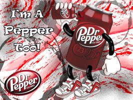 I'M A PEPPER TOO by SCT-GRAPHICS
