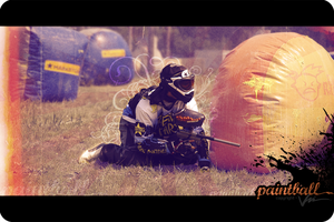 Paintball wallpaper 1 by Keeyou
