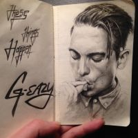 G-Eazy by Elliesmeria