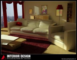 Interior Design by QuentinGG