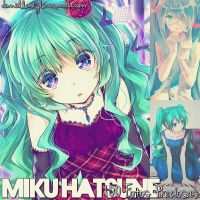 +Pack Miku Hatsune 1OO Fotos. by DaniellaStylinson
