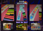 Super Smash Bros. Smash Run scarf by tavington