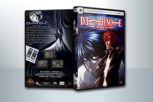 Death Note DVD 2-2 by angelus-killer999