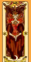Clow Card the Earthy by inuebony