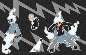 Jhon Ghost-Captain Ghost Ref. by theshadowranger